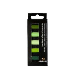 Rembrandt Lush greens set 5