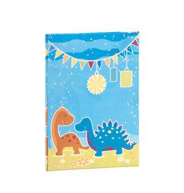 Rössler Briefpapier Dino party
