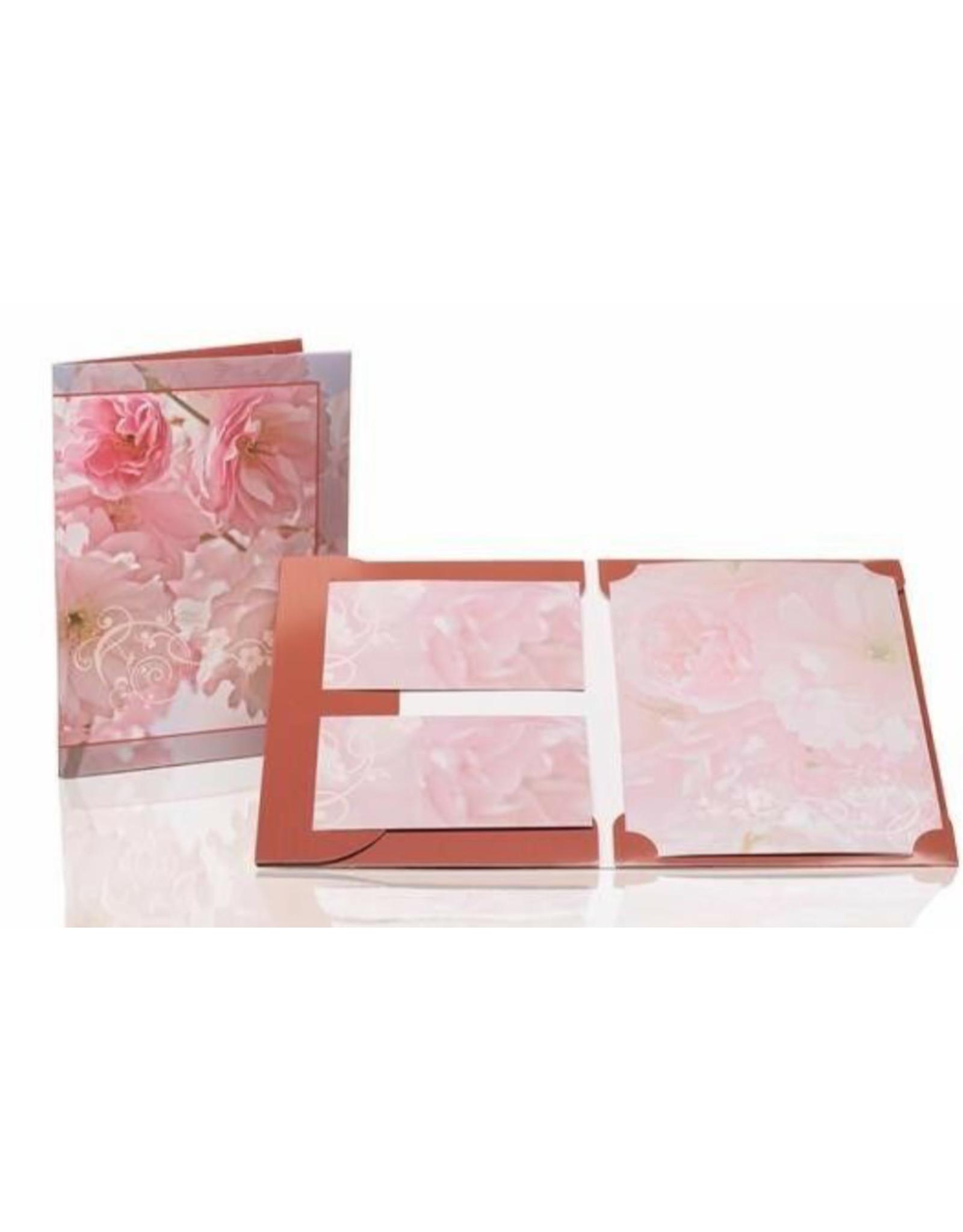 Rössler Writing paper set floral