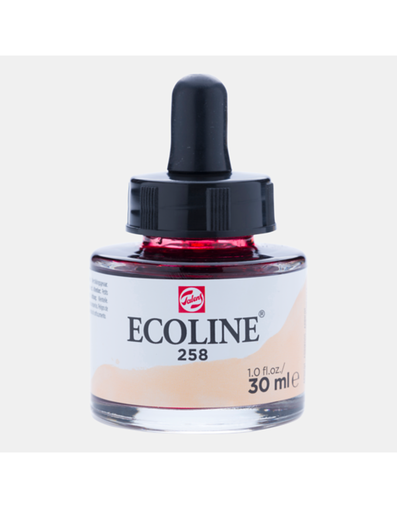 Talens Ecoline 30 ML. Abrikoos
