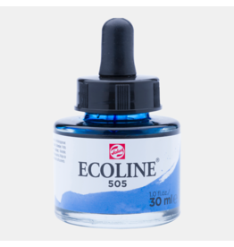 Talens Ecoline 30 ML. Ultramarine light