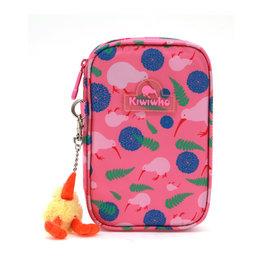Kiwiwho Pencil box pink two