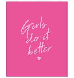 Ringbound girls do better