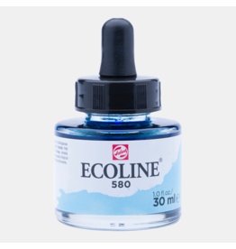 Talens Ecoline 30 ML. Pastel blue