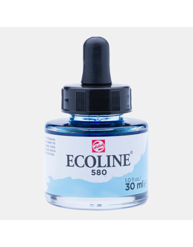 Talens Ecoline 30 ML. Pastelblue