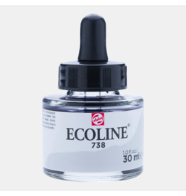 Talens Ecoline 30 ML. Cold grey light