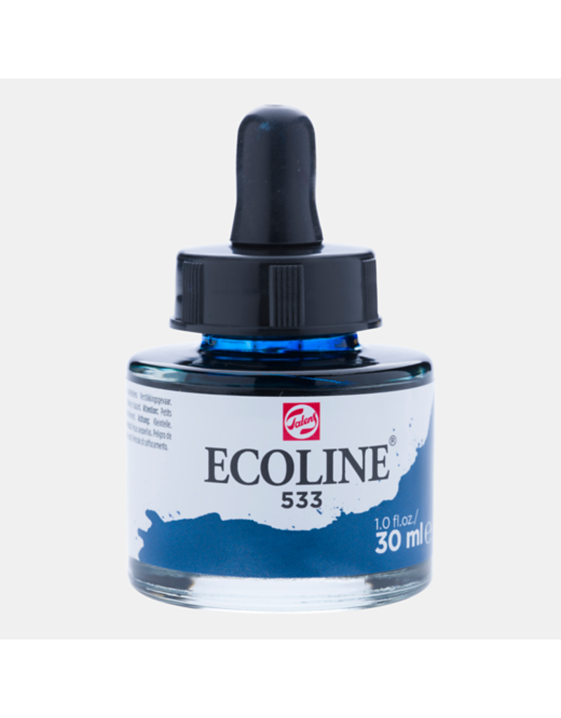 Talens Ecoline 30 ML. Indigo
