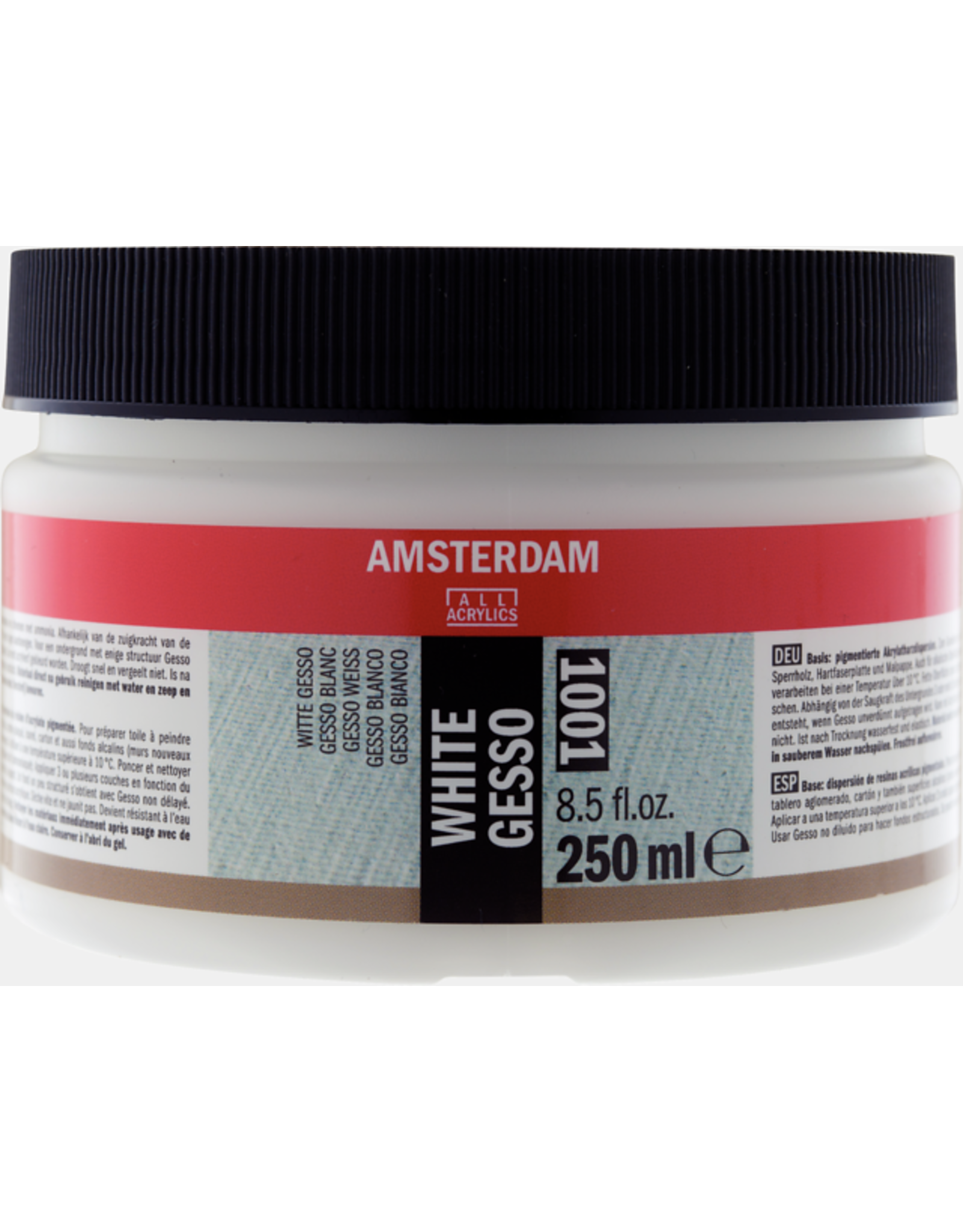 Amsterdam gesso wit 250 ml