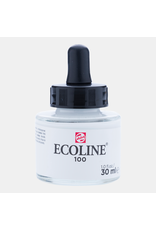 Talens Ecoline 30 ML wit