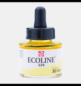 Talens Ecoline 30 ML. Pastel yellow
