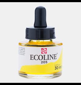 Talens Ecoline 30 ML. Lemon yellow