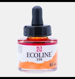 Talens Ecoline 30 ML. Lichtoranje