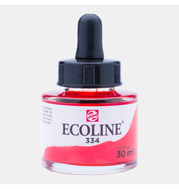 Talens Ecoline 30 ML. Scarlet