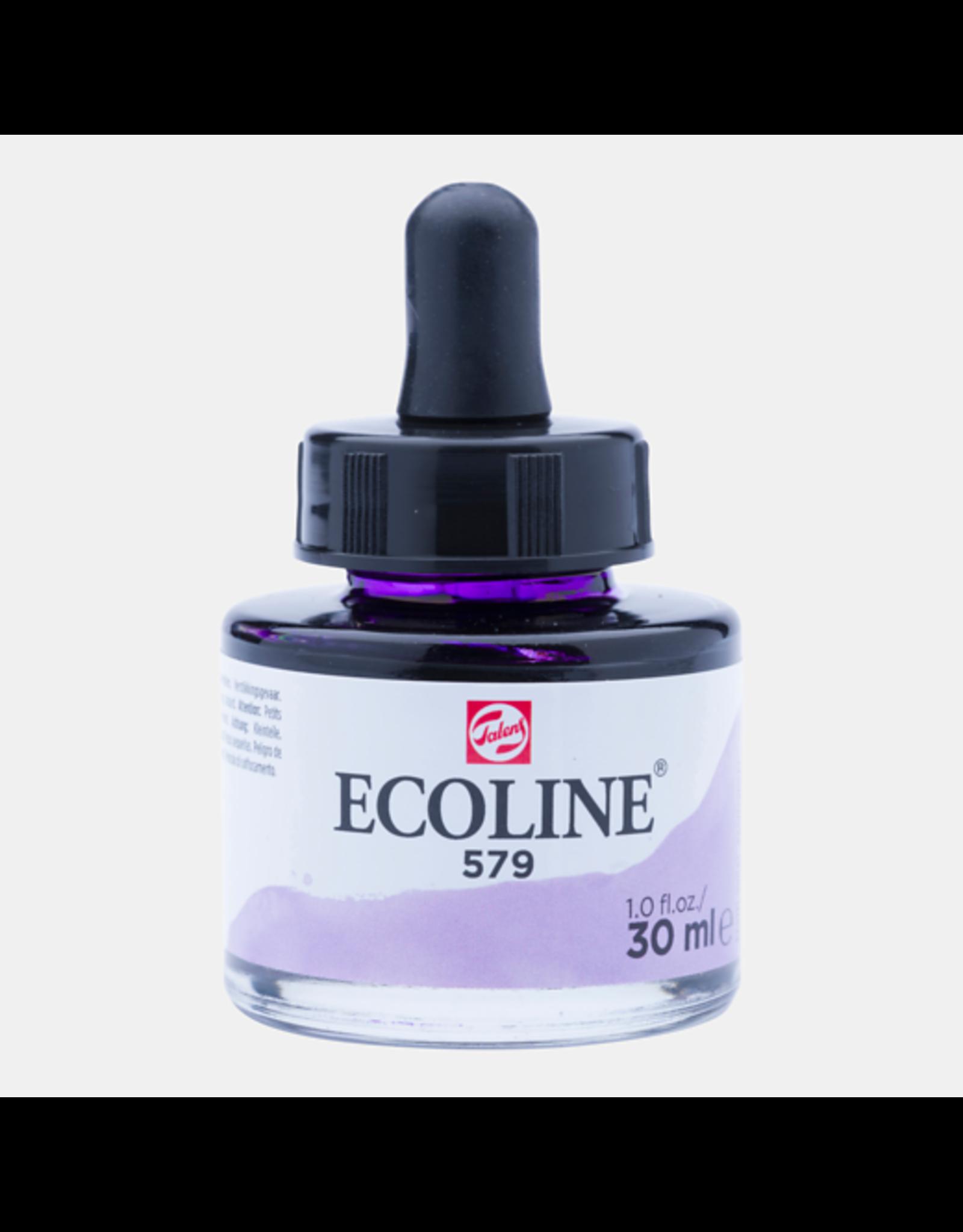 Talens Ecoline 30 ML. Pastelviolet