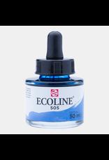 Talens Ecoline 30 ML. Ultramarine light