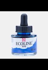 Talens Ecoline 30 ML. Ultramarijn donker