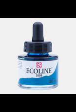 Talens Ecoline 30 ML. Pruisisch blauw
