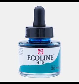 Talens Ecoline 30 ML. blueish green