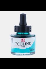 Talens Ecoline 30 ML. Turkoois groen