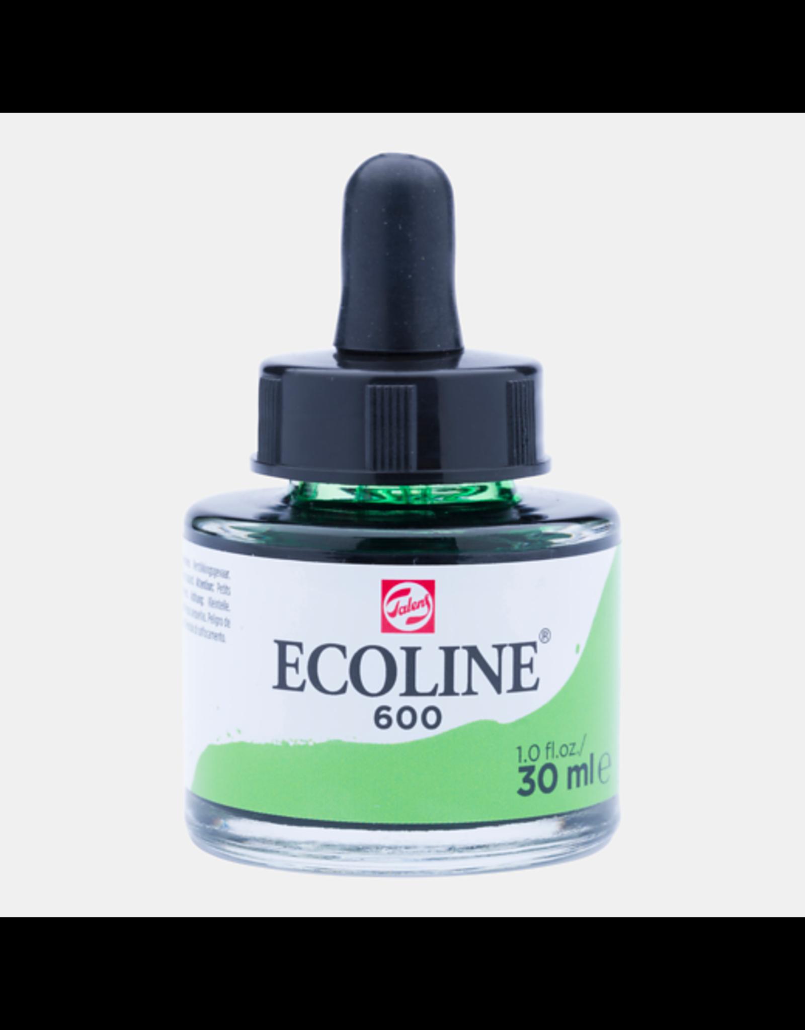 Talens Ecoline 30 ML. Groen