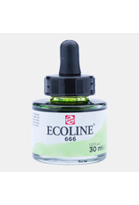 Talens Ecoline 30 ML. Pastelgroen