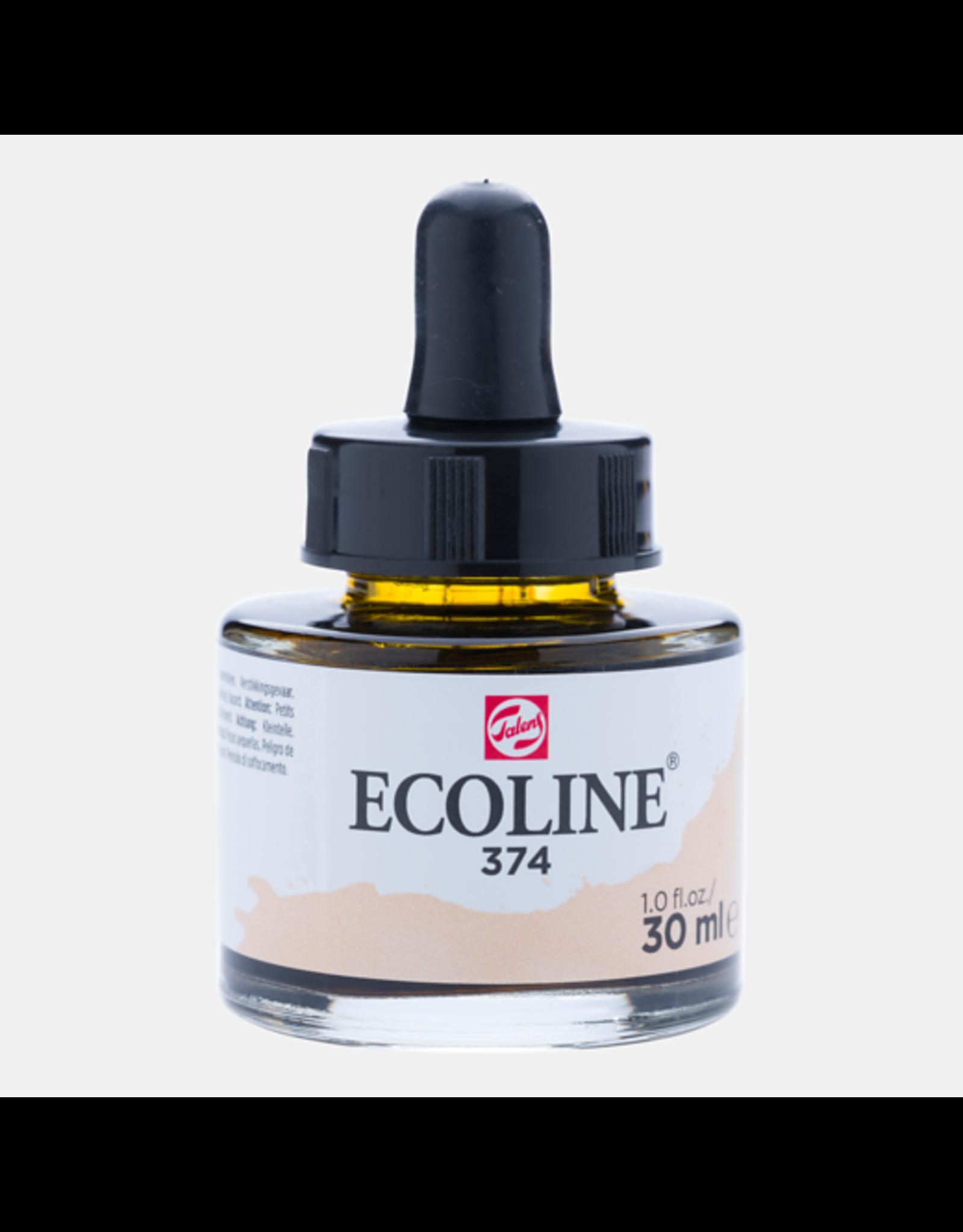 Talens Ecoline 30 ML. Roze beige