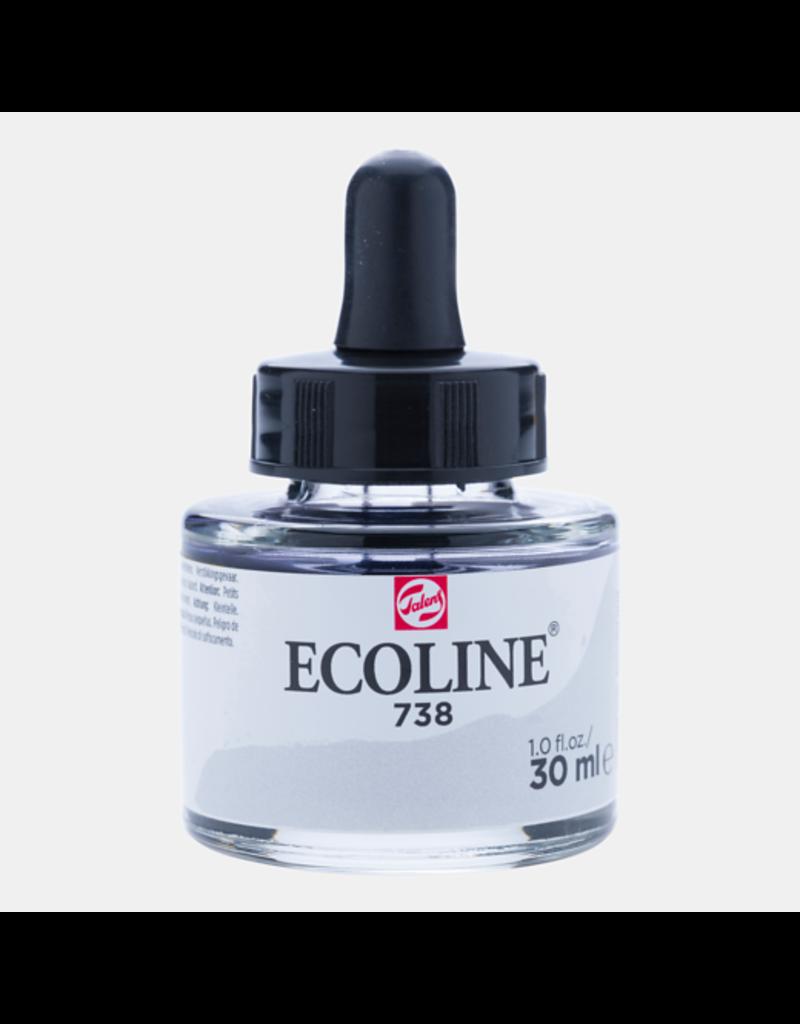 Talens Ecoline 30 ML. Koudgrijs licht