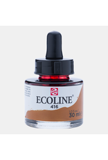 Talens Ecoline 30 ML. Sepia 416