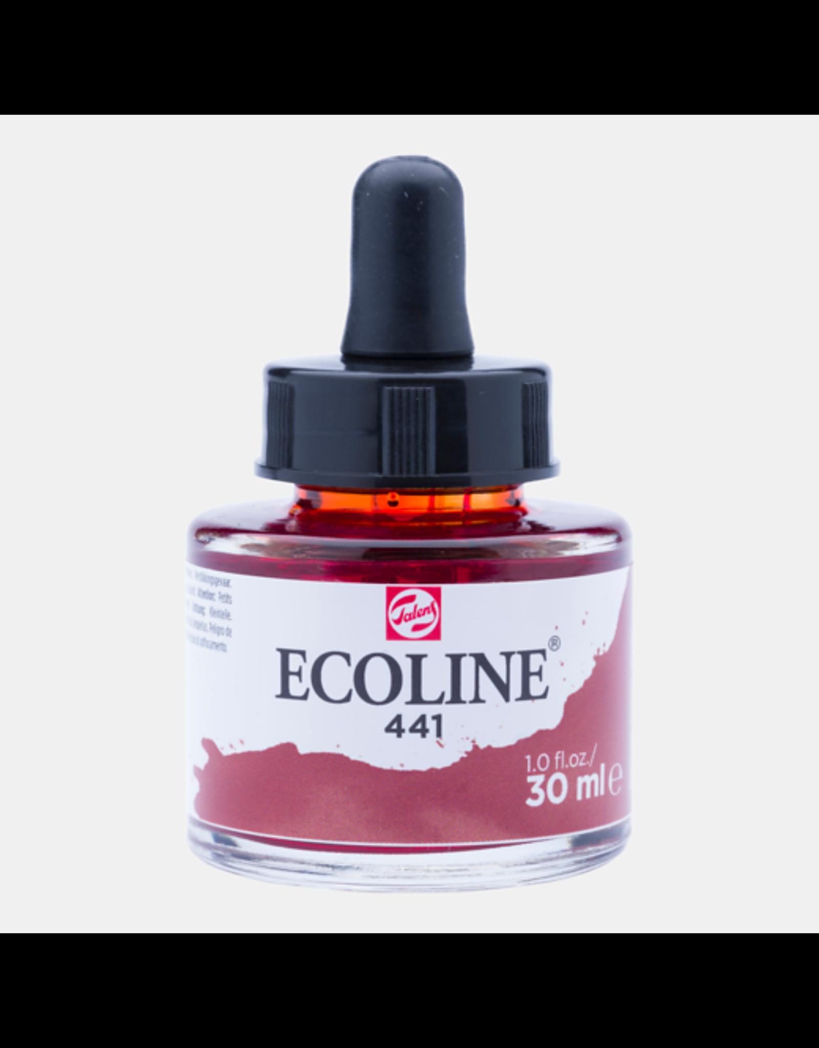 Talens Ecoline 30 ML. Mahonie
