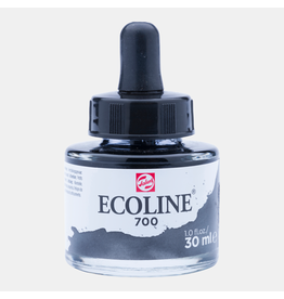 Talens Ecoline 30 ML. black 700