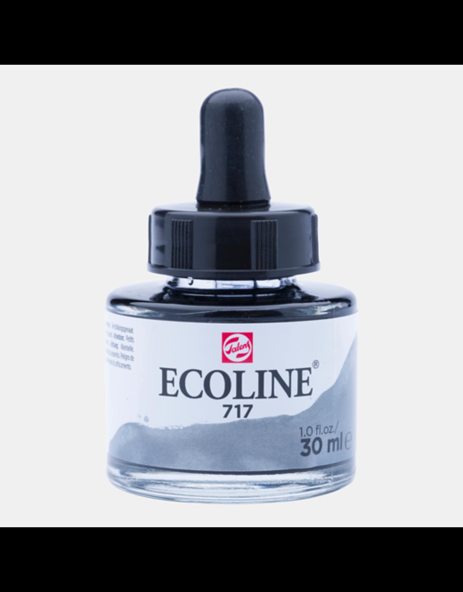 Talens Ecoline 30 ML. Koudgrijs