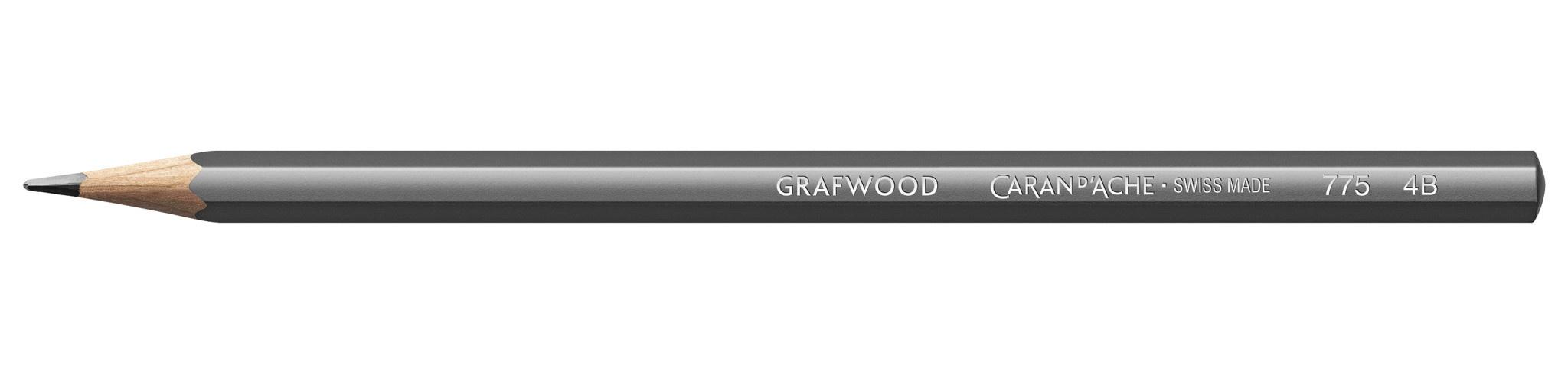 Caran d'Ache caran d'ache grafwood 4B