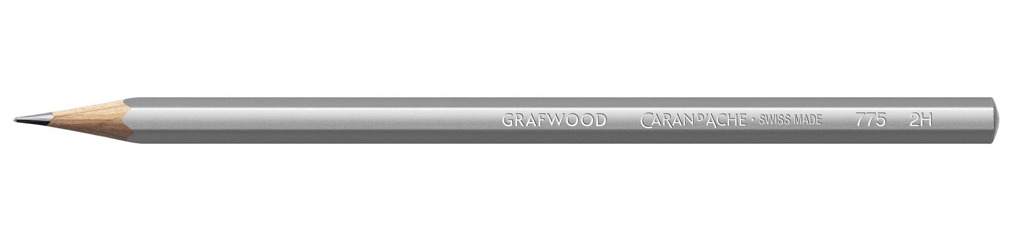 Caran d'Ache caran d'ache grafwood 2H