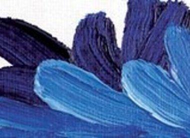 Oil-and acrylicbrush Van Gogh