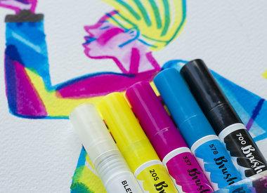 Markers / Tekenstiften