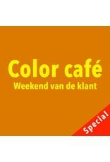 Color café wvdk - zondag 6/10 van 14u-16u