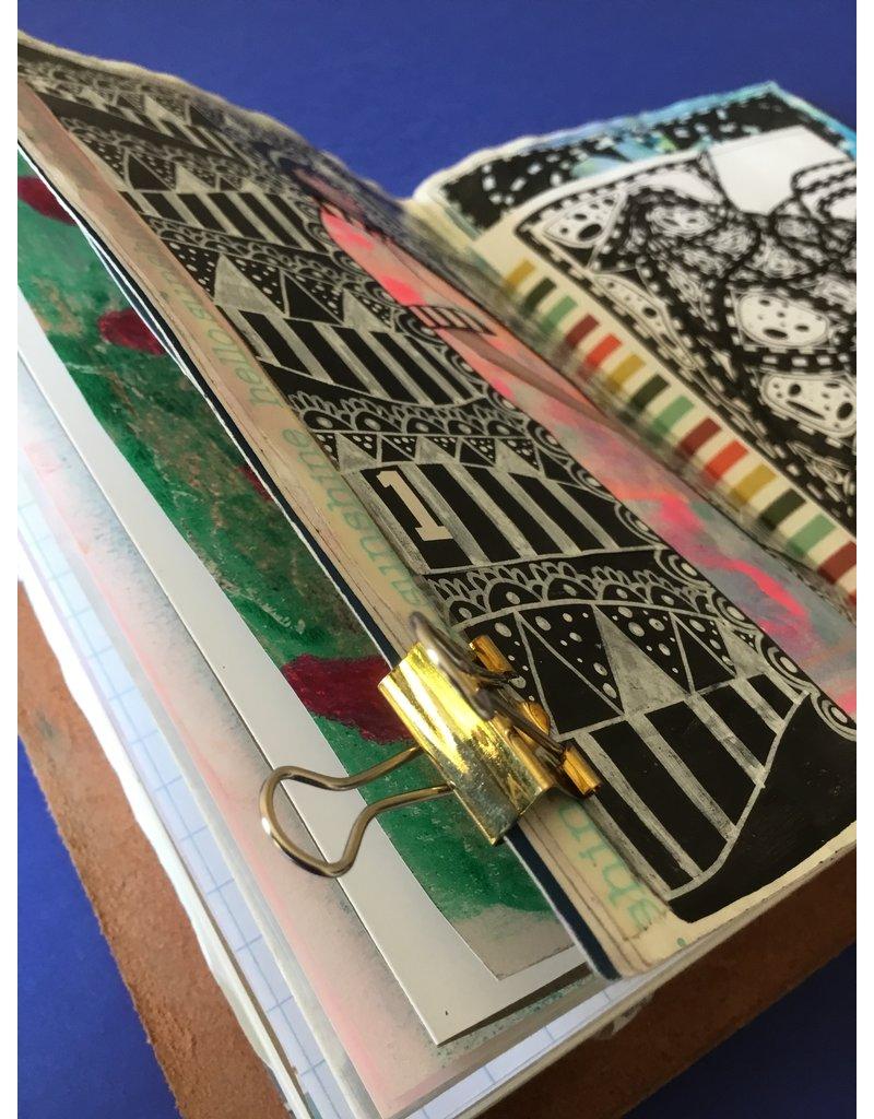 Start een art journal - dinsdag 26/11 van 19.30u tot 21.30u