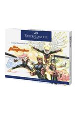 Faber Castell Comic illustration set