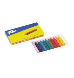 Filia Filia oil pastels 12
