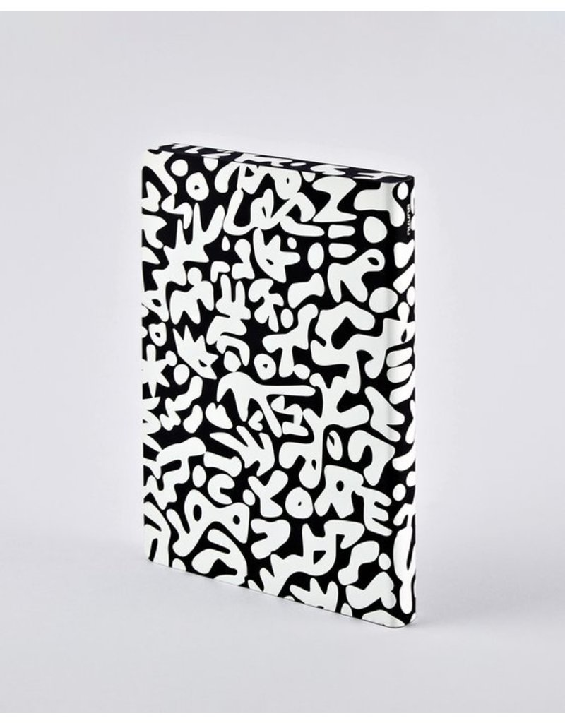 Nuuna Notebook Graphic L Da da da
