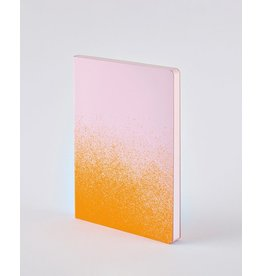 Nuuna Colour clash L Light orange dust