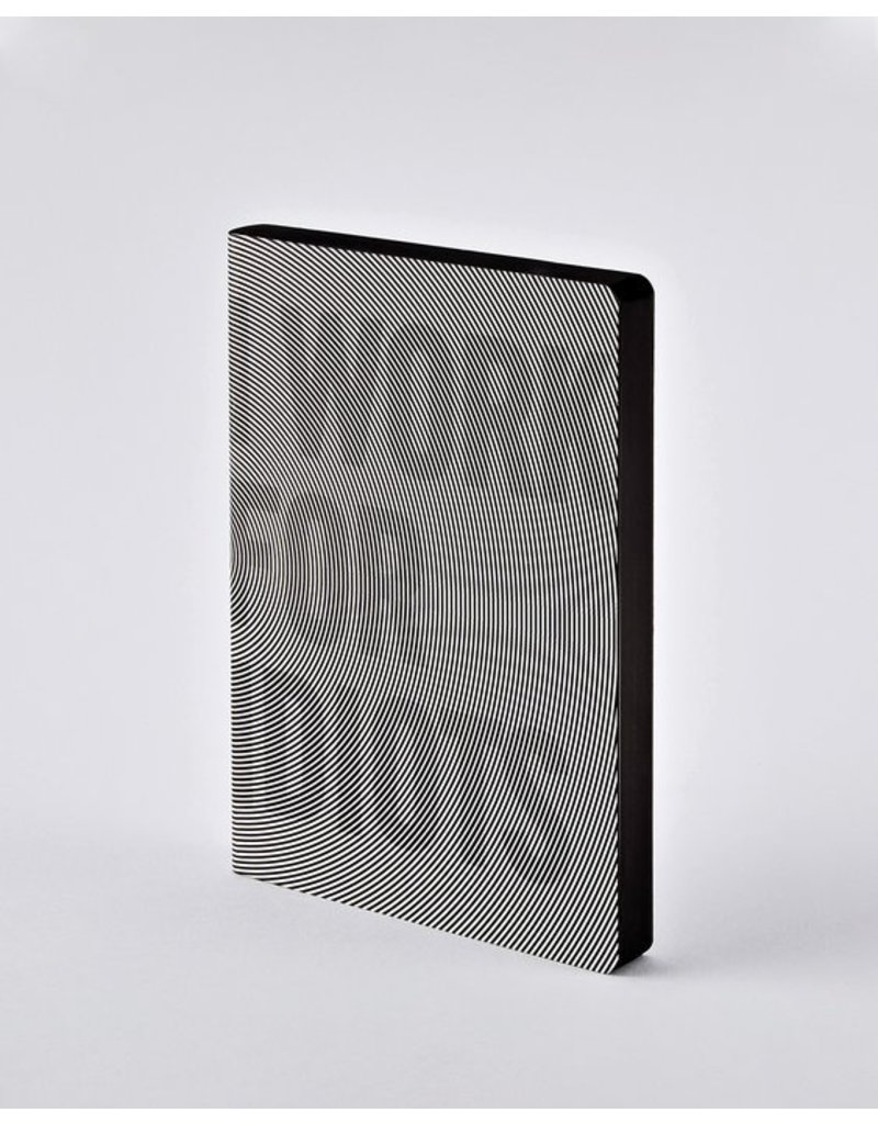 Nuuna Notebook Graphic L I work for idiots