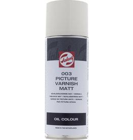 Varnish mat spray