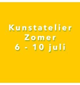 Kunstatelier 6 - 10 juli