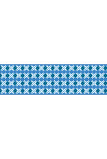 Mt dot stripe blue