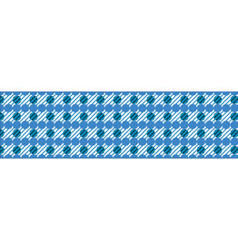 Mt dot stripe blue