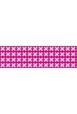 Mt dot stripe pink