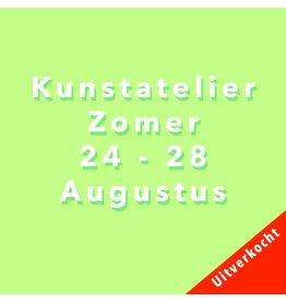 VOLZET - Kunstatelier 24-28 Augustus