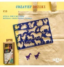 Creatief dozeke optie 3