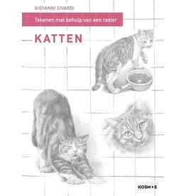Tekenen met behulp van een raster katten